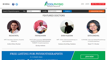 CoolPhysio.com